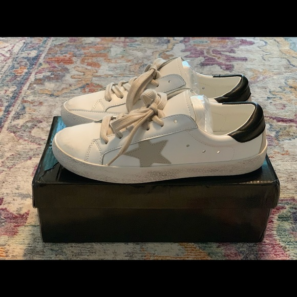SHEIN Shoes   Shein White Sneakers